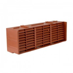9 x 3 Terracotta Air Brick