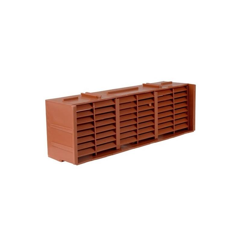 9 x 3 Terracotta Air Brick