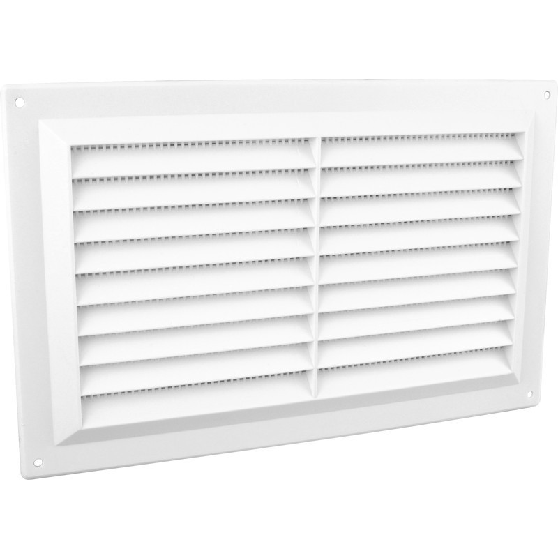 "Louvre Vent Flyscreen 9"" x 6"""