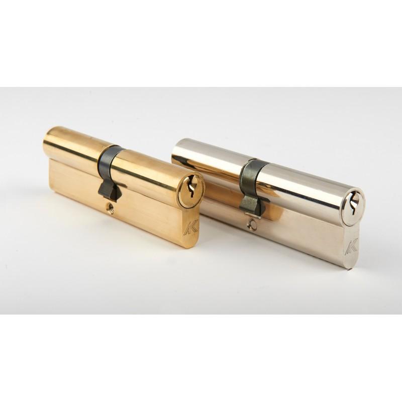Polished brass Cylinders