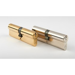 Nickel Door Cylinders