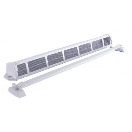 Ren Aluminium Vent with hood