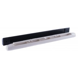 Grey & White Trickle Vent  RAL:7015