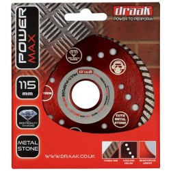 DRAAK POWER MAX TURBO DIAMOND DISC