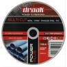 DRAAK POWER PLUS MULTI CUT CUTTING DISC 115MM (10TIN)