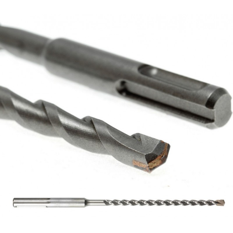 SDS PLUS HAMMER DRILL BITS 6.5MM