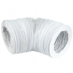 PVC Flexible Ducting Hose 100mm x 6m